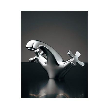 カクダイ 2ハンドル混合栓 150-436【カクダイ KAKUDAI 150-436 水道用品 混合栓 デザイン水栓】