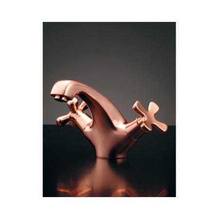 カクダイ 2ハンドル混合栓ピンクゴールド 150-440【カクダイ KAKUDAI 150-440 水道用品 混合栓 デザイン水栓】