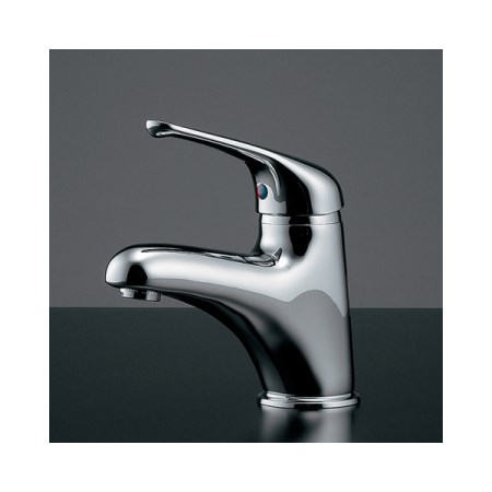 カクダイ シングルレバー混合栓 183-038K【カクダイ KAKUDAI 183-038K 水道用品 混合栓 デザイン水栓】