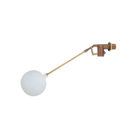 カクダイ 複式ボールタップ(ポリ玉) 6616-40【カクダイ KAKUDAI 6616-40 水道用品 トイレ部品 ボールタップ】
