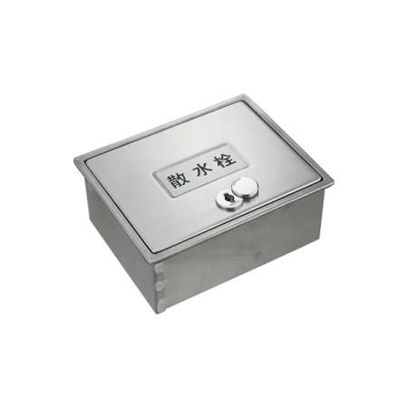 カクダイ 散水栓ボックス(カギ付) 6260【カクダイ KAKUDAI 6260 水道用品 ガーデニング用部品 散水栓ボックス】