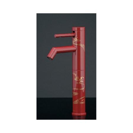 カクダイ シングルレバー立水栓トール 716-211-13【カクダイ KAKUDAI 716-211-13 水道用品 混合栓 洗面用混合栓】