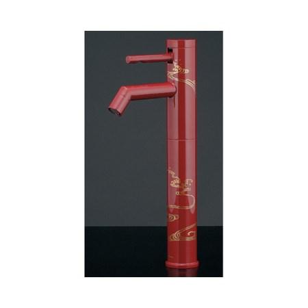 カクダイ シングルレバー立水栓トール 716-212-13【カクダイ KAKUDAI 716-212-13 水道用品 混合栓 洗面用混合栓】