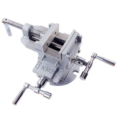 二次元バイス GS-S107 75mm【DIY 工具 新潟精機 作業工具 GS-S107 75mm】