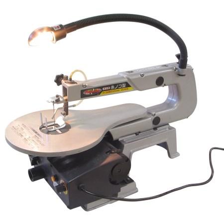 糸ノコ盤 VS-400【DIY 工具 新潟精機 作業用品 糸鋸盤 VS-400】