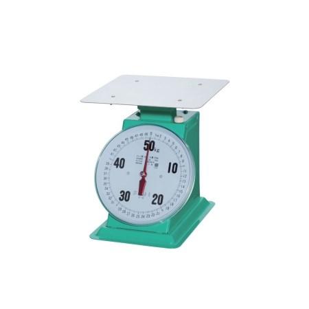 上皿自動秤 O型 平皿50kg【DIY 工具 新潟精機 測定工具 はかり O型 平皿50kg】