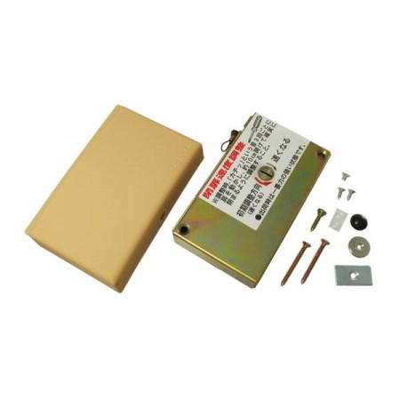 家庭用引戸クローザー キャメル色 HCR-07BPC【ハイロジック 金物 ドアクローザー】