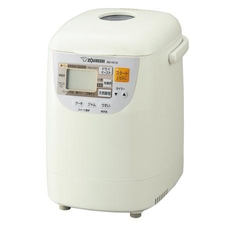 ホームベーカリー 1斤 BB-HE10(WA)【象印マホービン BB-HE10(WA) キッチン家電 ホームベーカーリー】