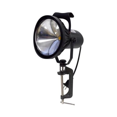 GREAT TOOL クランプ式LED投光器 広角ワイド 30W GTLC-30【アークランドサカモト 作業工具 工具 照明機器 投光器】