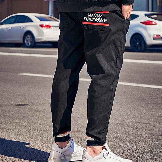 ハイクオリティ 送料無料 人気 ビッグサイズ メンズボトムス 割引 大きいサイズメンズジョガーパンツ 新作 春秋冬 メンズファッション ゆったりメンズ スポーツパンツ 大きいサイズ メンズジョガーパンツ ジャージ メンズスウェットパンツ スウェットパンツ