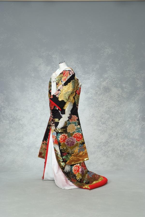【レンタル】気品あふれる日本の美・雅・艶・豊(着物レンタル)(結婚式衣裳レンタル)(貸衣裳)(結婚式)(フルセット)(往復送料無料)(花嫁衣装)(白無垢・紋服とセットでセット割有)