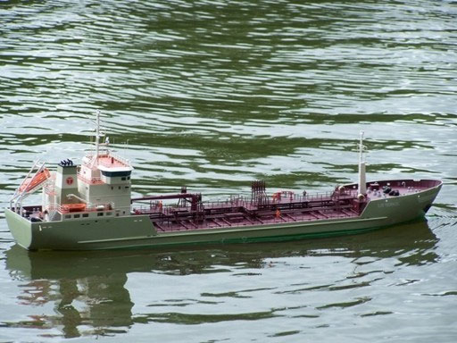 DeansMarine Lis Terkol (化学薬品運搬船)