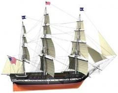 "BB0508 USSコンスティチューション ""USS Constitution"""