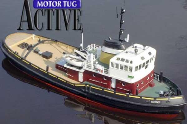 MFM モータータグ・アクティブ(Motor Tug Active)