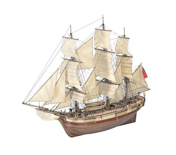ArtesaniaLatina H.M.S. バウンティ 1783 (H.M.S. Bounty 1783)22810