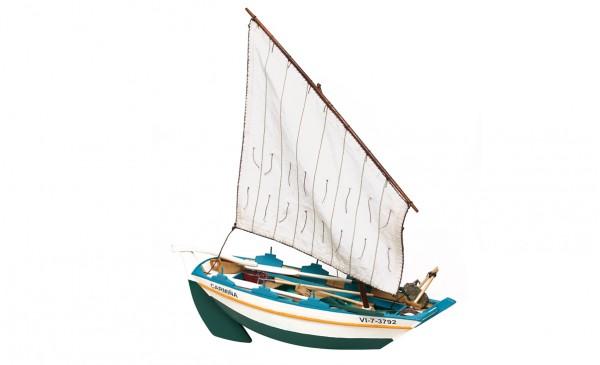 occre カミナ(Occre Gamela Carmina boat)52001