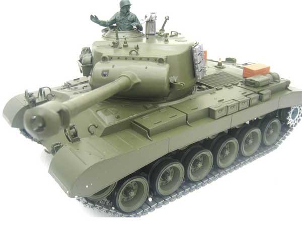 【まとめ買い】 ラジコン戦車完成品ヘンロンHengLong 1 Pershing/16 M26パーシング(金属キャタピラ Metal・BB・サウンド・発煙仕様)US M26 Pershing M26 Tank Metal Tracks, ピンクプードル:0b9820a0 --- canoncity.azurewebsites.net