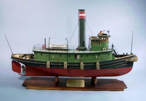 DUMAS ブルックリン・タグ   Brooklyn Tug (1238)