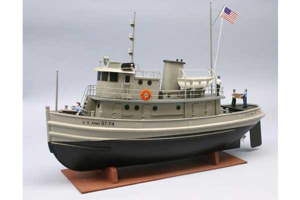 DUMAS Army Tug ST-74 (1256)