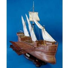 ドロモン2段櫂船('DROMON' Greek Warship of the