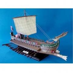 シーウルフ・シーザー(Sea Wolf/historic Caesar Roman warship)塗装済完全完成品