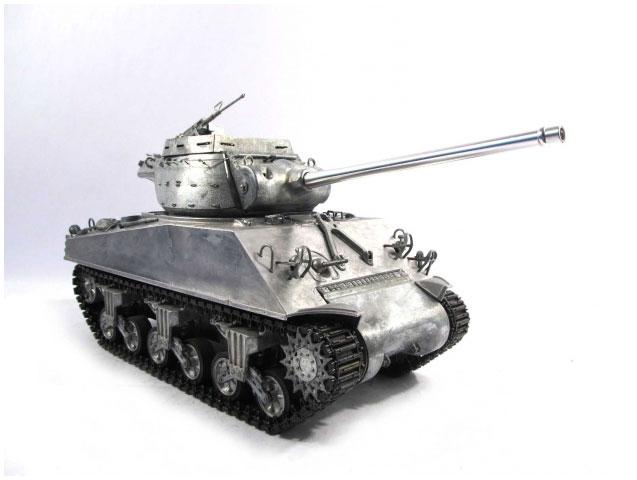 ラジコン戦車完成品マトMato/Clark 1/16 ジャクソンM36B1 2.4Ghz(フルメタル・赤外線バトルシステム・サウンド仕様) 1231-M-IR