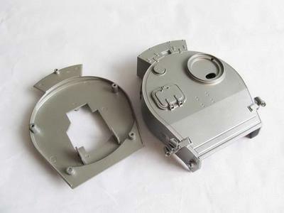 MatoToys Tiger1用メタル砲塔オリジナルメタル色(1/16 Tiger I metal turret)MT080