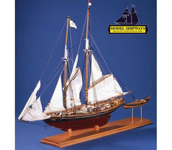ModelShipways ベンジャミン・レイサム BENJAMIN LATHAM MS2109