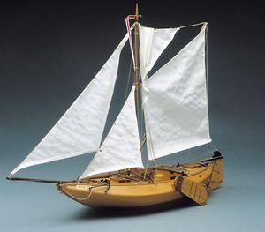 Mantua アーム82 ARM 82. Dutch Fishing model boat(781)