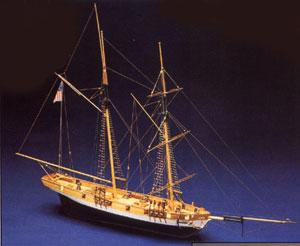 Sergal リンクスバルチモアスクーナー Lynx Baltimore Schooner(745)