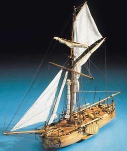 Mantua オランダのガンボート( Dutch Gun model boat)797