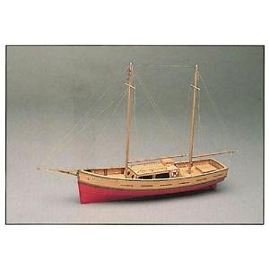 Mantua カプリ Capri model boat(701)