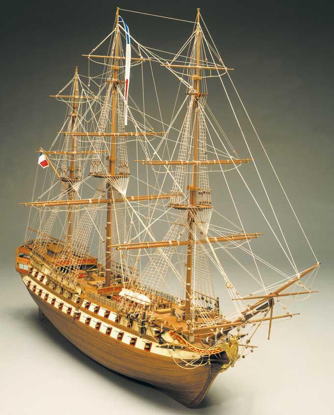 Mantua サパーブ  Le Superbe model boat(798)