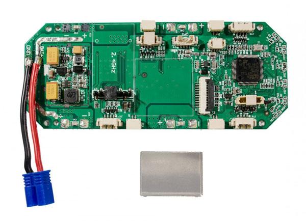 HUBSAN/ハブサン FPV X4 Brushless (H501S) RCクアッドコプター用PCBモジュール H501S-09