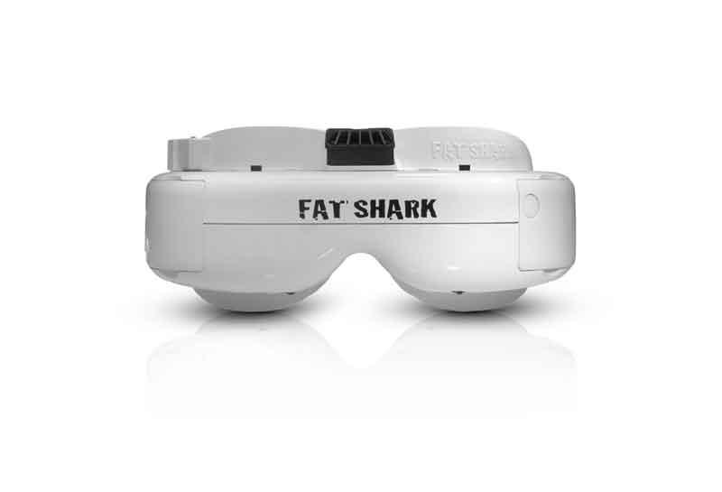 FatShark HD3 Core  FPVゴーグル ドローン空撮用 FSV1076-02