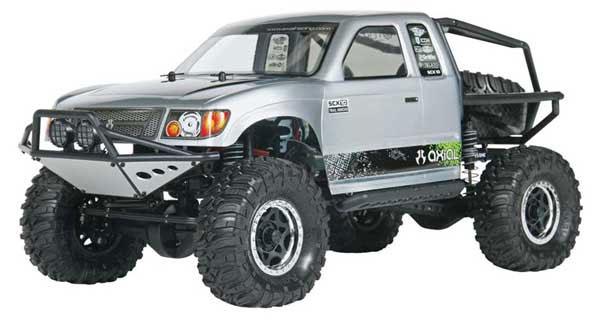 AXIAL NewトレイルホンチョRTR(Axial SCX10 Trail Honcho 4WD EP RTR)AX90022