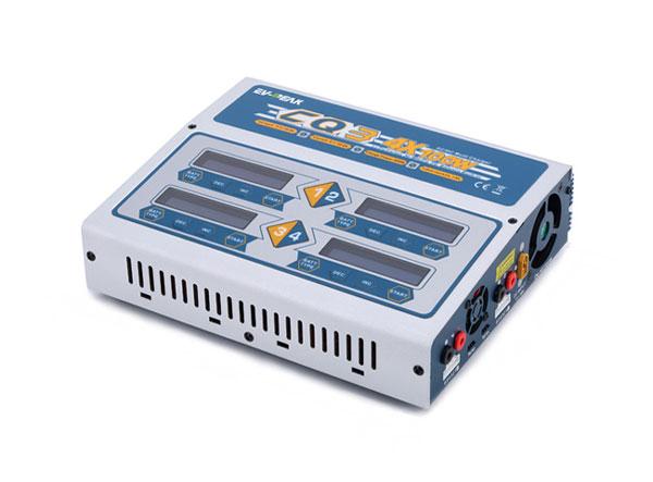 イーブイ・ピーク/EV-PEAK CQ3 AC/DCハイパワーマルチ充電器(4個同時充電)