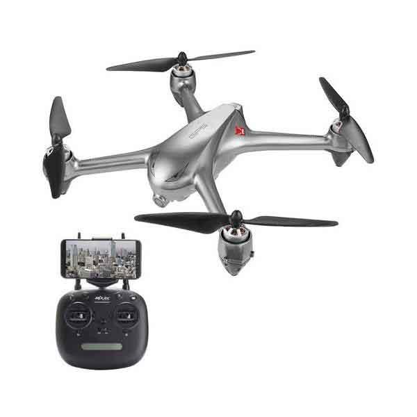 MJX/エムジェーエックス B2SE Bugs 2SE 5GWiFi ドローン 6軸ジャイロ 1080Pカメラ Wifi FPV GPS 高度維持 RCクアドコプター