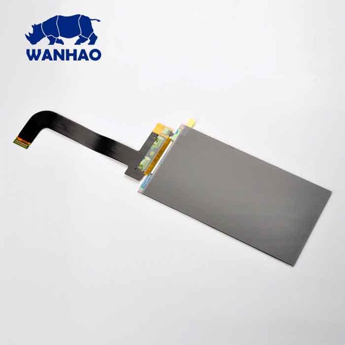 WANHAO duplicator D7/Plus 光造形式 3Dプリンター用LCDモジュール(WANHAO純正スペアパーツ)