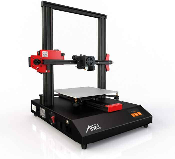 Anet ET4オールメタルフレームDIY 3Dプリンターキット220 * 220 * 250mm印刷サイズサポートフィラメント検出/印刷再開/自動レベリング【正規販売代理店】