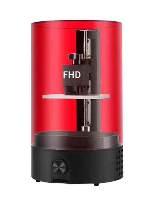 はじめての光造形!SparkMaker-FHD LCD光造形式 3Dプリンター【正規販売代理店】