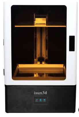 eSUN iSUN3D LCD13.3 4k Mono 光造形式 3Dプリンター(EPAX X133同等品)正規販売代理店】