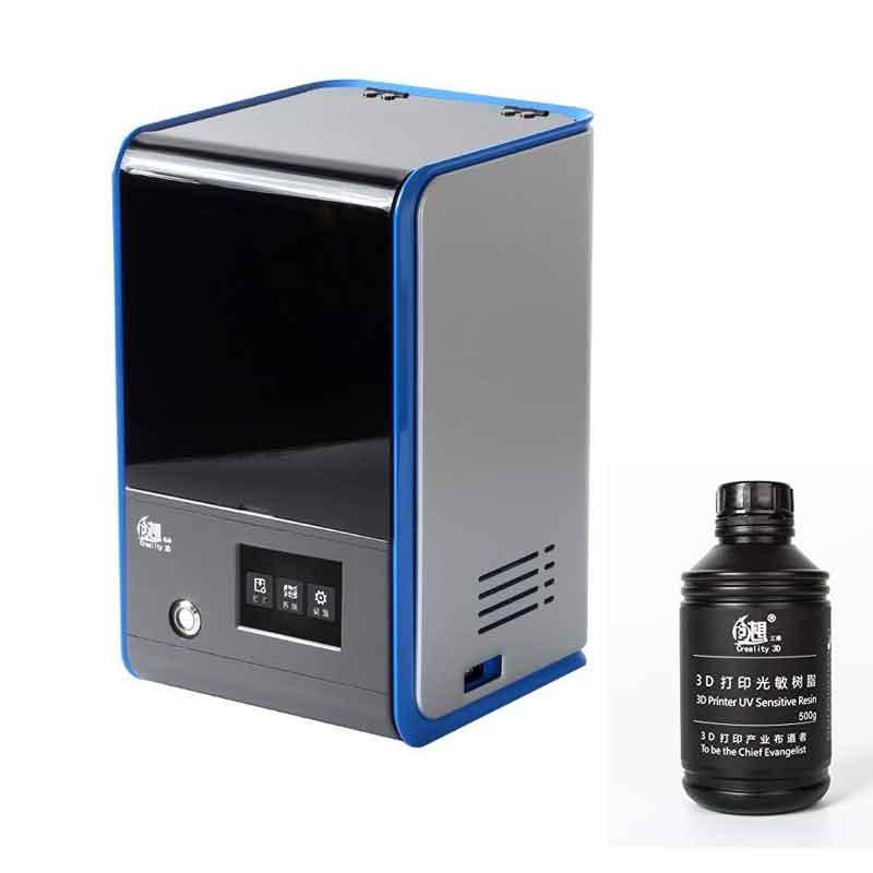 Creality 3D 光造形式 3Dプリンター 2K 高精度 LCD 3Dプリンタ LD-001【正規販売代理店】