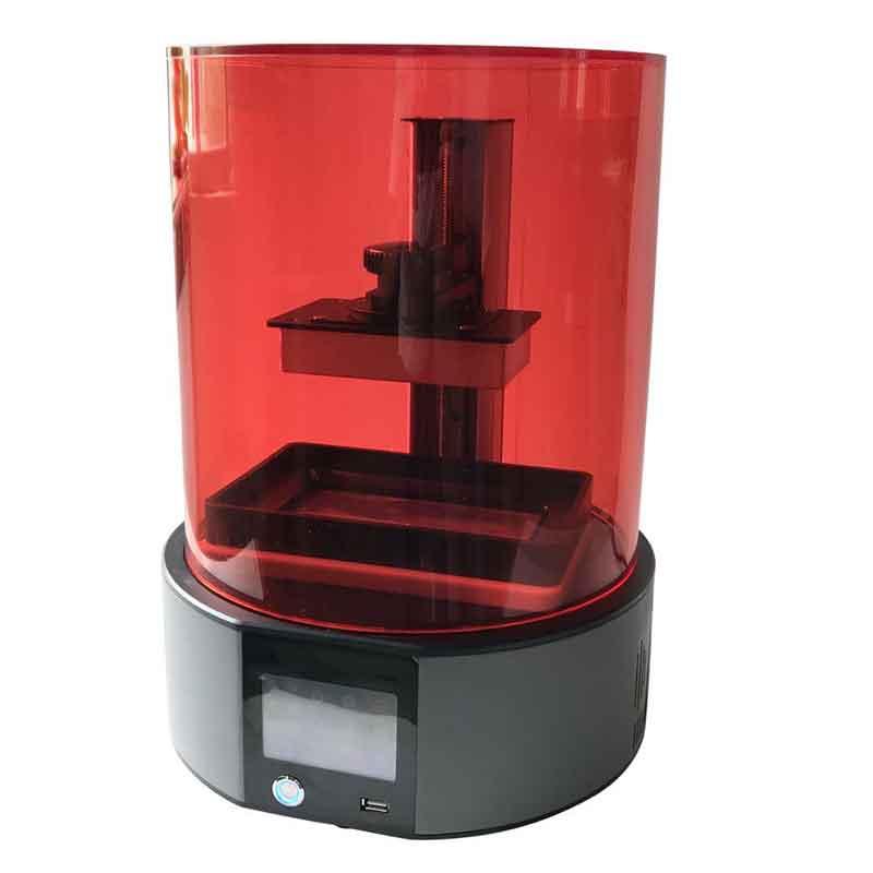 業務用品質JAMG_HE 光造形式 3Dプリンター 2K 高精度 LCD 3DプリンターJH130【正規販売代理店】