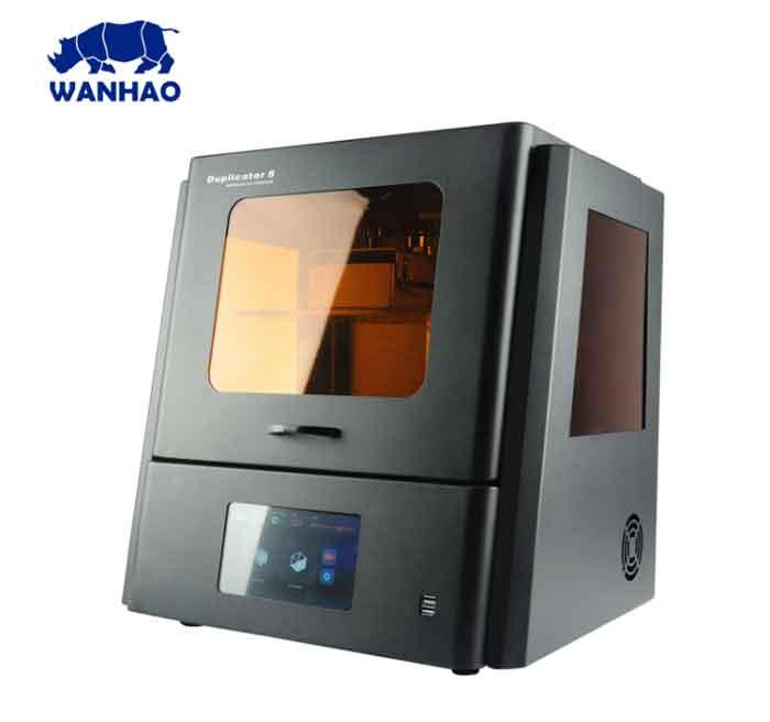 WANHAO duplicator D8 光造形式 3Dプリンター(オレンジ窓)【正規販売代理店】