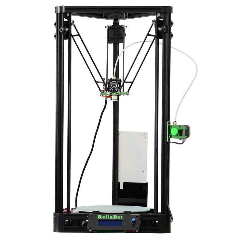 ReliaBot (リライアボット) デルタ型Kossel大型3Dプリンター 組立キット