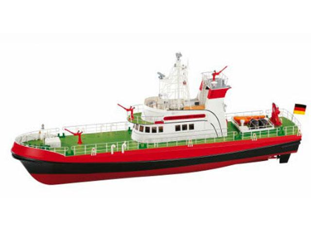 Graupner 消防艇 ヴェーザー(WP LÖSCHKREUZER WESER
