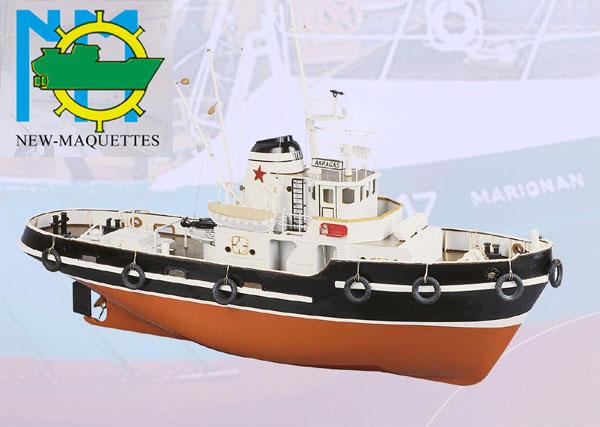 New Marquettes アクラカス・タグボート