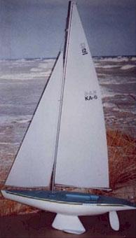 VictorModel オーストラリアII 39インチ キット(Australia II)