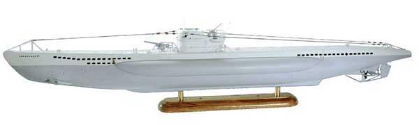 Krick U-Boot Typ VII b キット